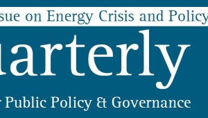 Click here to download Quarterly 21-23 The Centre for Public Policy and Governance (CPPG) has been organizing seminars and policy dialogues on the deepening energy crisis in Pakistan for the past two […]