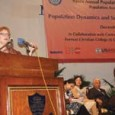 Dr. Amy Coen, CEO & President of Population Action International (PAI) , Washington, DC delivered the Keynote at the inaugural session of the conference. Dr. Coen began by describing the […]