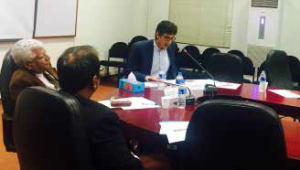 :Dr. Hasan Haider Karrar, Assistant Professor of History at the Lahore University of Management Sciences (LUMS) was invited by the CPPG on January 28, 2015 to deliver a seminar titled […]