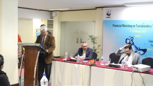 The Centre for Public Policy and Governance (CPPG), Forman Christian College (A Chartered University) in collaboration with WWF-Pakistan hosted a Two – Day Provincial Workshop on Transboundary Water Governance entitled […]