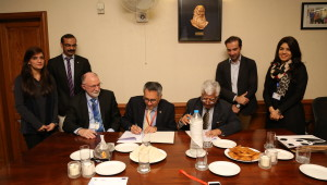 On Tuesday March 7th 2017, the Centre for Public Policy and Governance (CPPG) at Forman Christian College (A Chartered University) and the World Wild Fund for Nature (WWF-Pakistan) signed a Memorandum […]