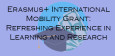 Kainat Shakil Roll no: 18-24002 Year: 2016-2918 Erasmus+ International Mobility Grant: Refreshing Experience in Learning and Research Erasmus+ International Mobility Grant is an excellent opportunity for research students who are […]