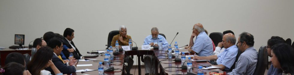 On May 2nd, the CPPG hosted a seminar by the renowned journalist and author Ahmed Rashid who is also best-selling author of several books about Taliban, Afghanistan, Pakistan and Central […]