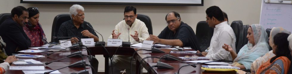 On Friday, May 10 The Centre for Public Policy & Governance  held a policy dialogue on the newly passed Punjab Local Government Act, 2019. Cap. (Retd) Saif Anjum, Secretary Local […]