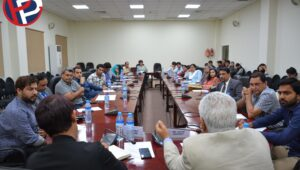 """On the 1st of October 2019, the CPPG invited Dr. Rabia Akhtar to speak on the """"Status of Archival Research in Pakistan: Strategic Studies and Beyond."""" Dr. Akhtar is Director, […]"""